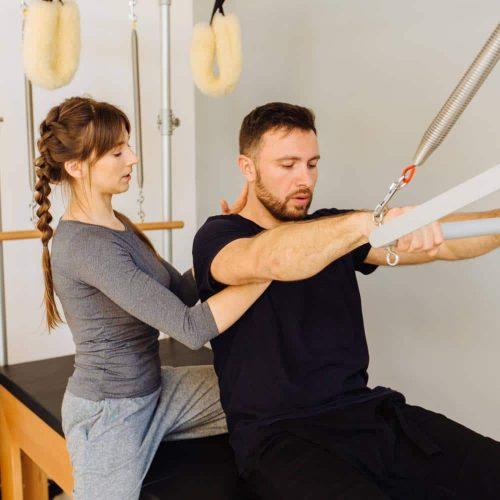 Pilates Core Exercises